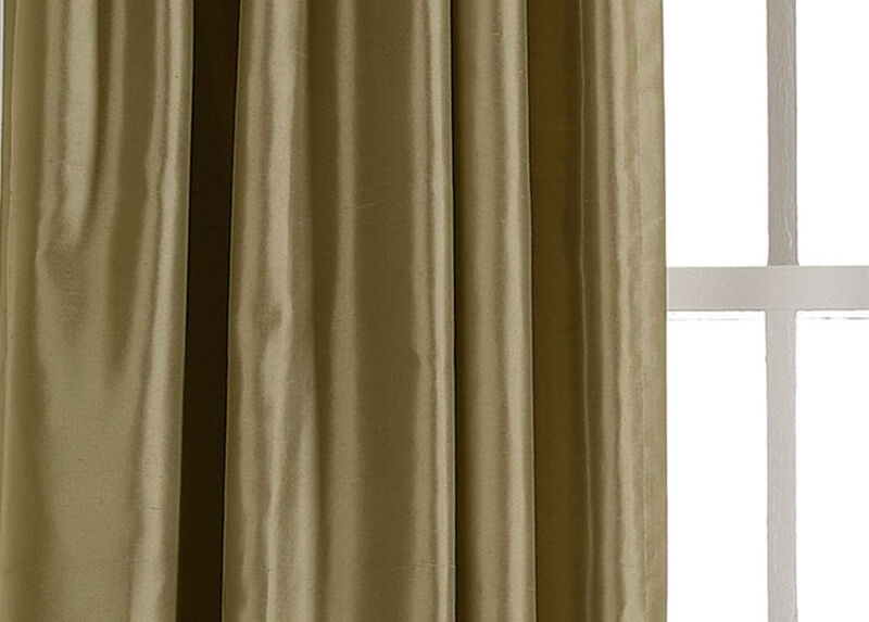 Seedling Green Satin Dupioni Fabric ,  , large_gray