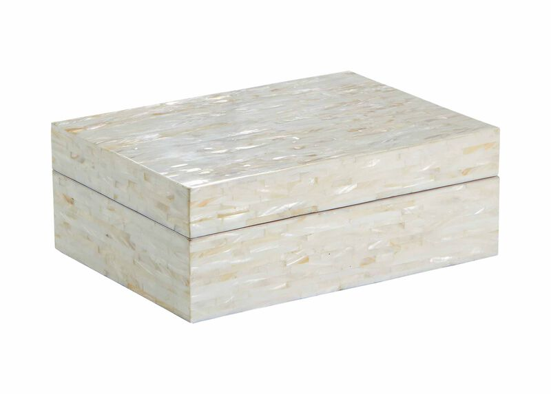 Mother-of-Pearl Box