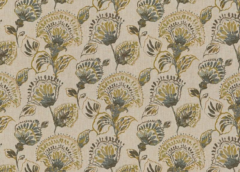 Daphne Leaf Fabric by the Yard