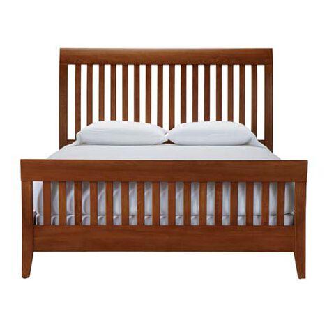 Teagan Sleigh Bed ,  , large