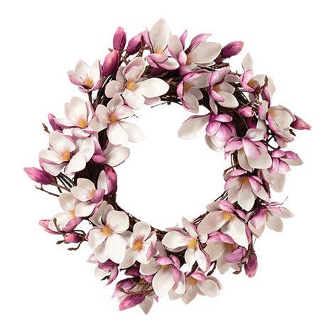 """24"""" Magnolia Blossom Wreath Product Tile Image 442219"""