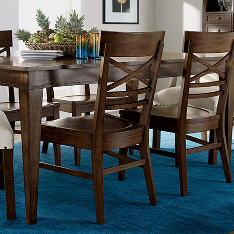 Blake Wood-Seat Side Chair Product Tile Hover Image 386501