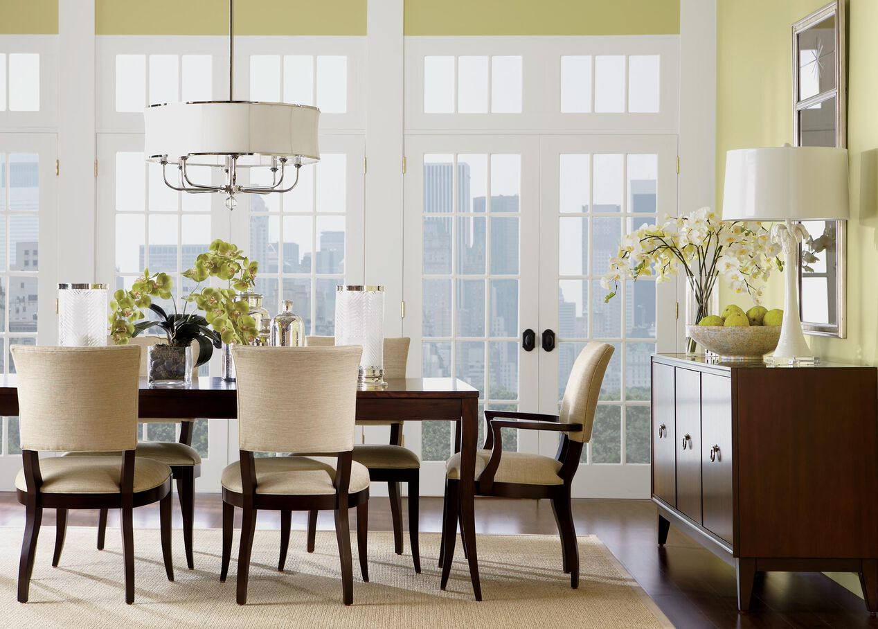Barrymore Dining Table | Dining Tables | Ethan Allen
