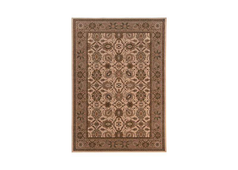 Sultanabad Area Rug, Ivory/Tan