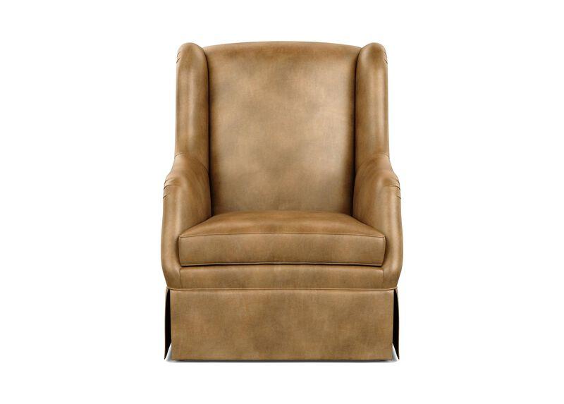 Sinclair Leather Chair