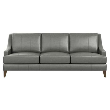 Emerson Leather Sofa, Quick Ship ,  , large