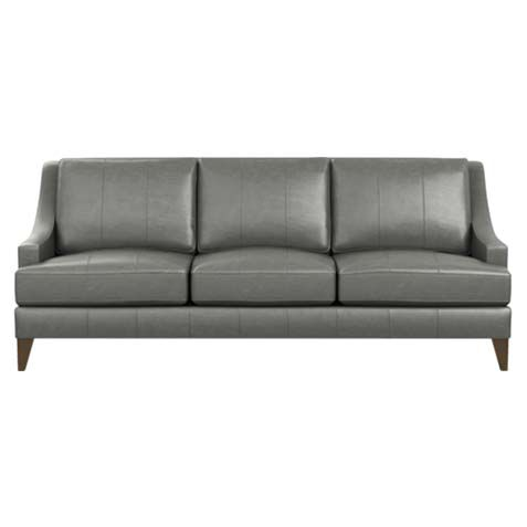 Charmant Emerson Leather Sofa, Quick Ship