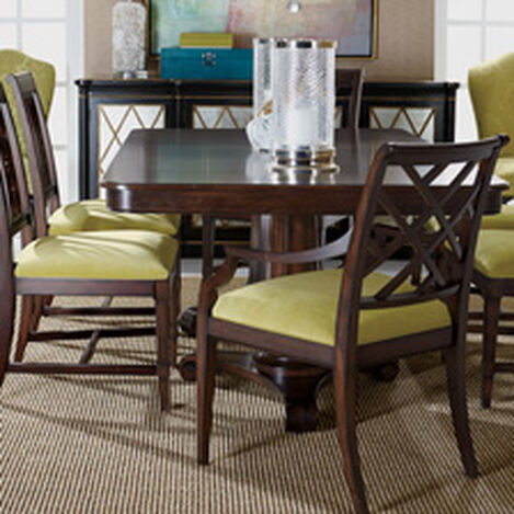 large Sanders Dining Table     hover image. Shop Dining Room Tables   Kitchen   Round Dining Room Table