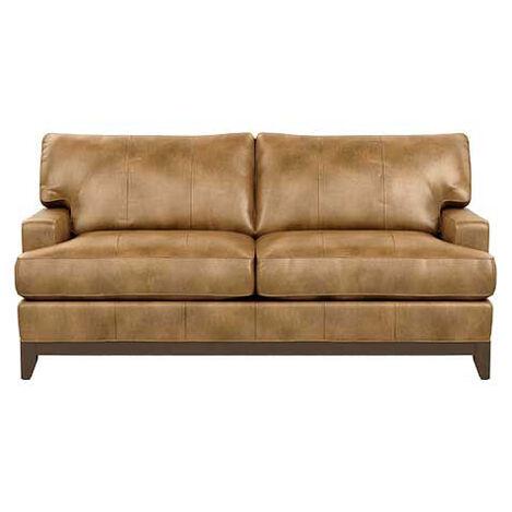 Arcata Leather Two Seat Sofa Product Tile Image arcatalth2seat