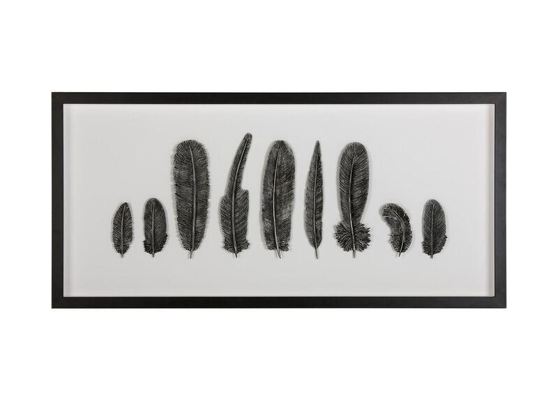 Black Heirloom Feathers ,  , large_gray