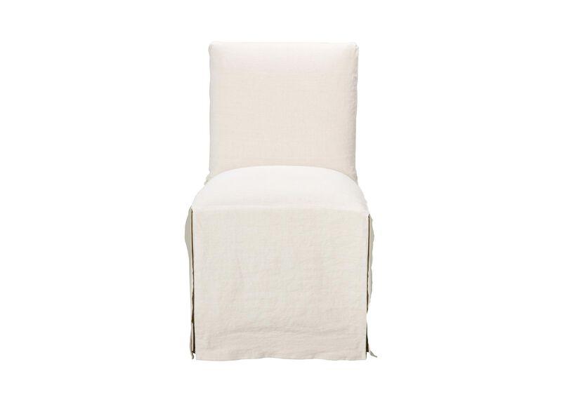 Sebago Slipcovered Dining Chair