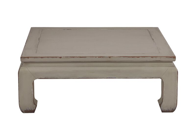 Dynasty Square Coffee Table ,  , large_gray