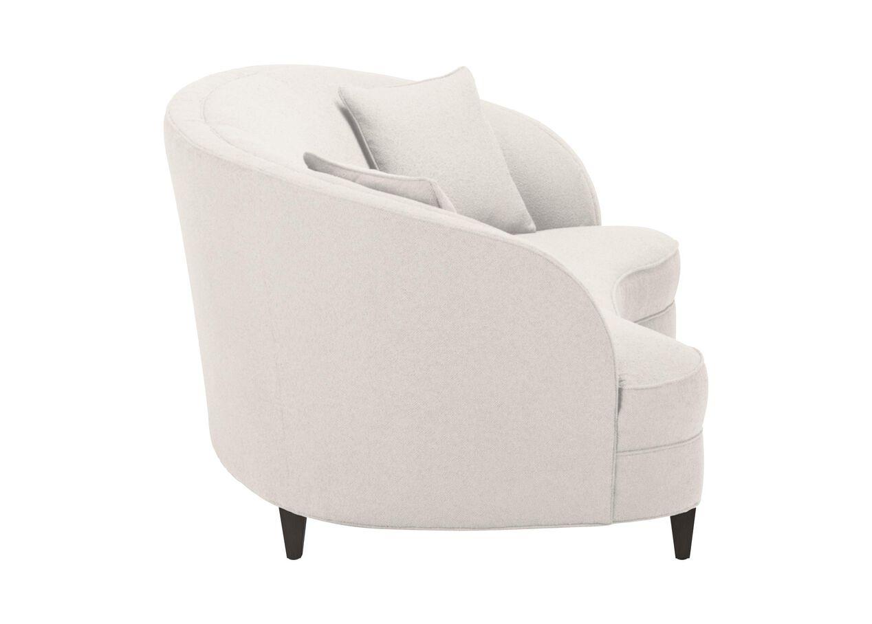 Channing Curved Sofa Apartment Sofa Art Deco Ethan Allen