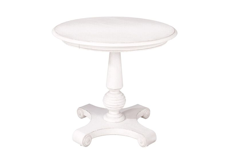 Tanner Pedestal Table