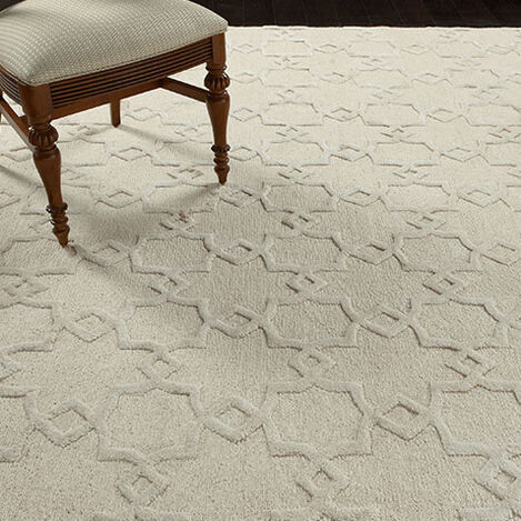 Lattice Soumak Rug, Natural Product Tile Hover Image 041246