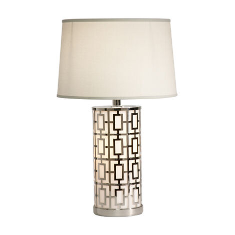 Geo Symmetric Table Lamp Product Tile Image 097186