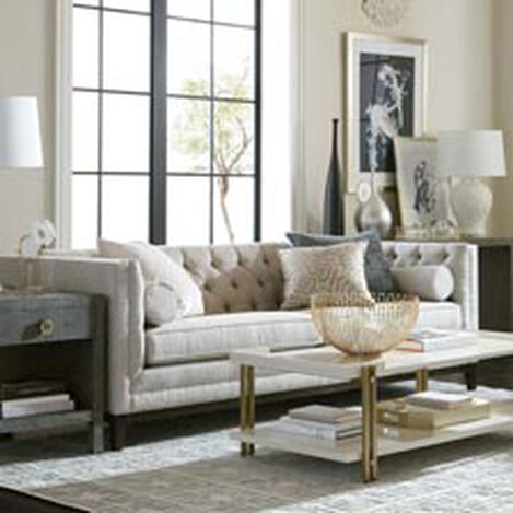 Mixed Furniture Styles Living Room | Ethan Allen | Ethan Allen