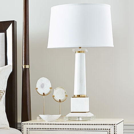 Dasso Marble Table Lamp Product Tile Hover Image 096124