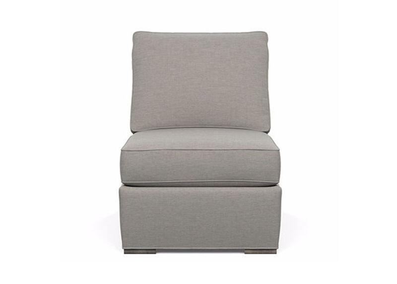 Meeting Place Armless Chair ,  , large_gray