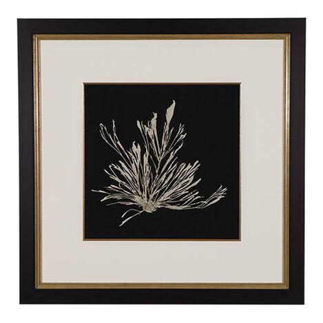Seaweed on Black III Product Tile Image 073407C