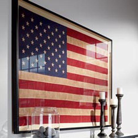 Vintage US Flag ,  , hover_image
