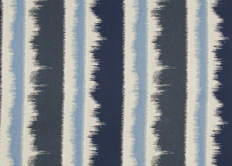 Strata Navy Fabric Swatch