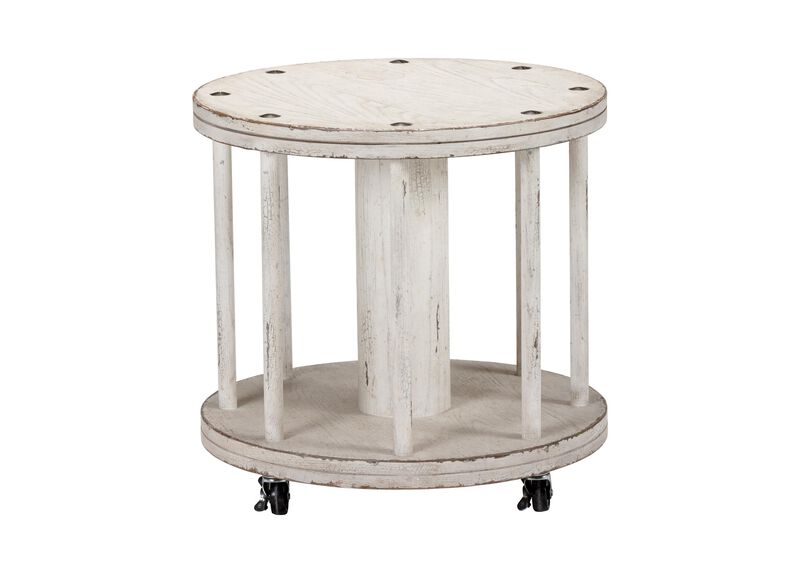 Film Canister Side Table