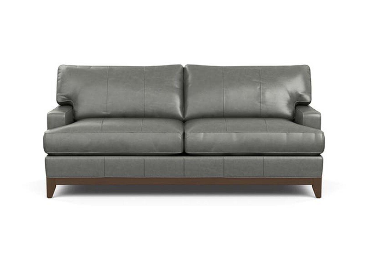 Arcata Leather Sofa Quick Ship Sofas Amp Loveseats