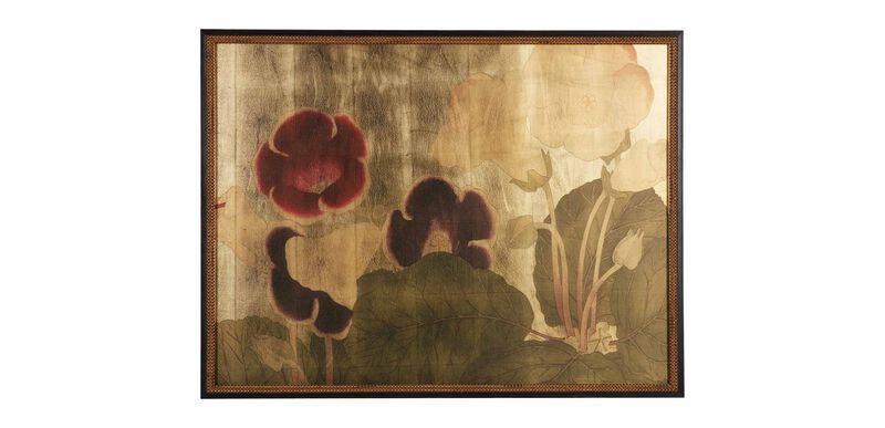 Gilded Florals I