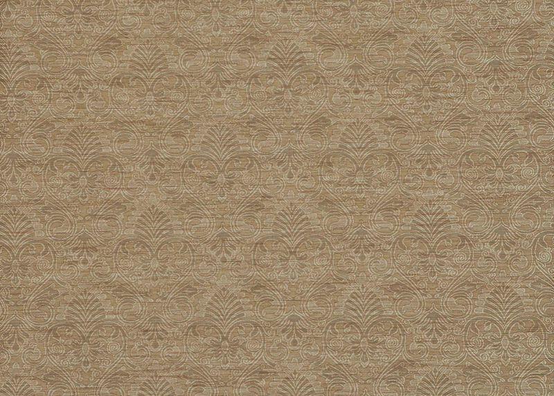 Lillie Wheat Fabric