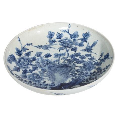 Yuan Floral Low Bowl Product Tile Image 431944