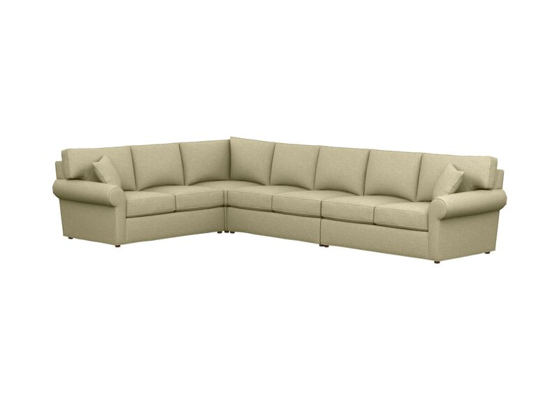 Retreat Large Roll-Arm Sectional