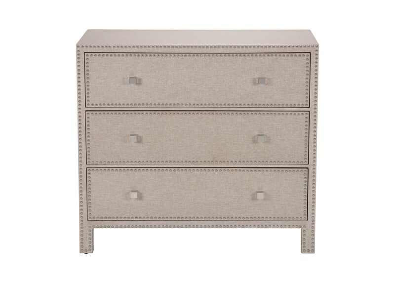 McLevin Three-Drawer Chest