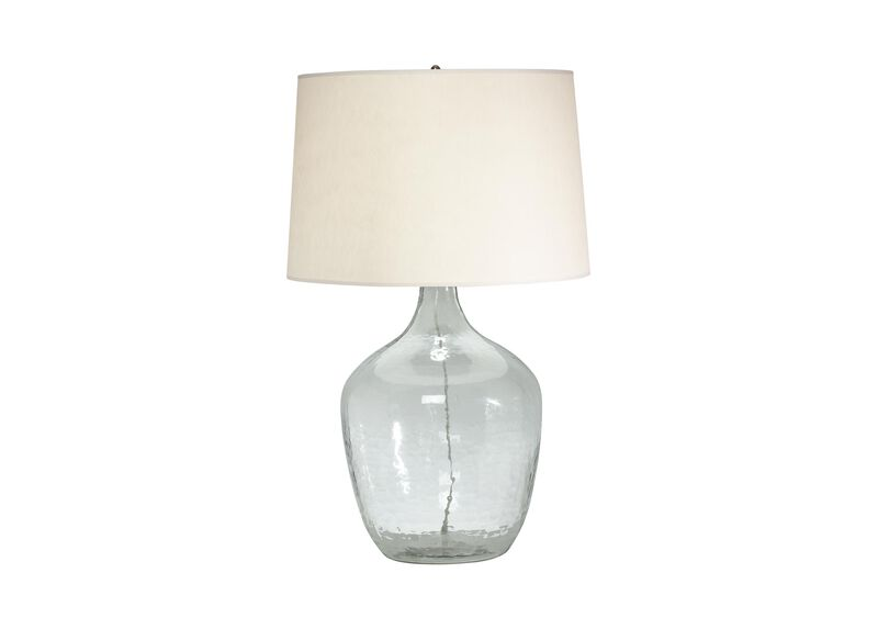 Oversized Plum Jar Table Lamp ,  , large_gray