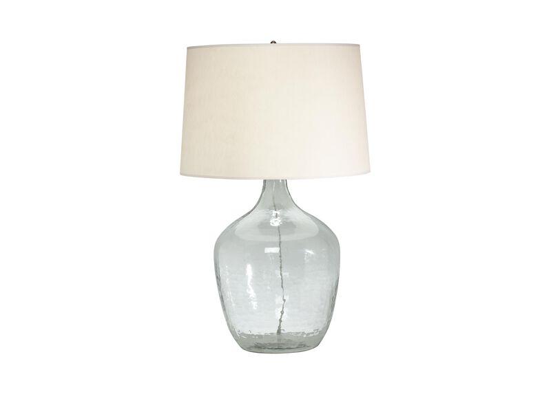 Oversized plum jar table lamp table lamps ethan allen