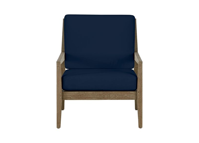 Bridgewater Cove Teak Lounge Chair