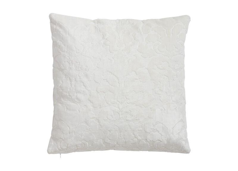 Cut Velvet Damask Pillow