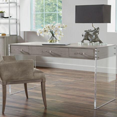 Enjoyable Home Office Desks Secretary Desks Ethan Allen Home Remodeling Inspirations Basidirectenergyitoicom