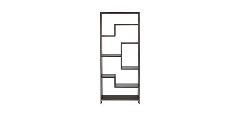 Clarksburg Open Modular Display Bookcase