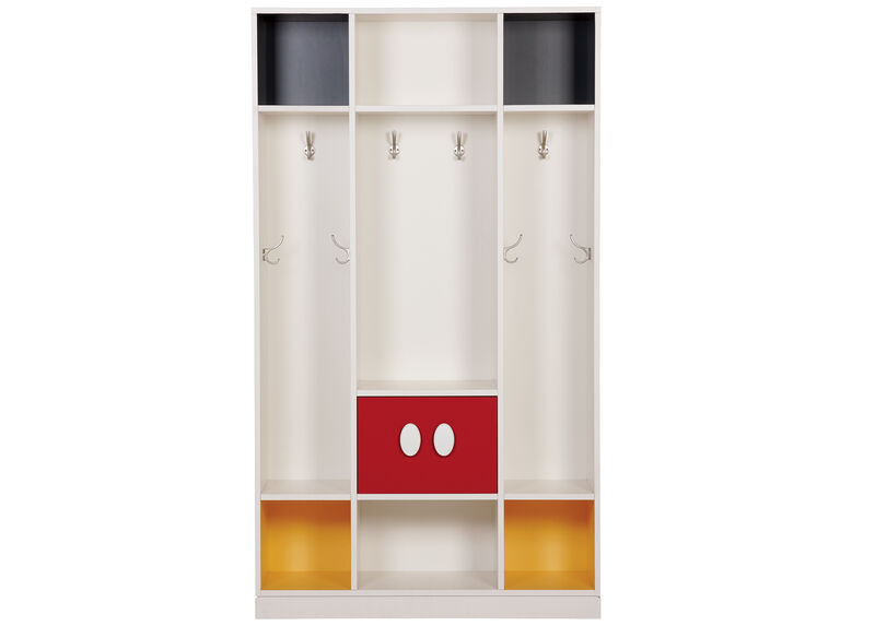 Mickey Mouse Colorblocked Cubbies