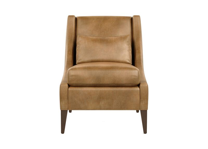 Atwood Leather Chair ,  , large_gray