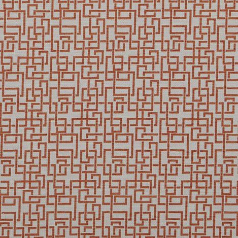 Rhea Coral Fabric By the Yard Product Tile Image 60618