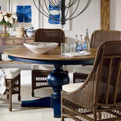 By The Sea Dining Room Ethan Allen Ethan Allen