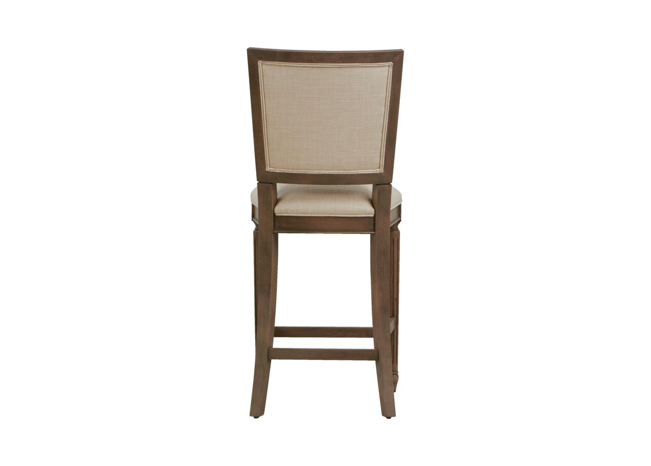 Marcella Square Back Counter Stool | Bar & Counter Stools | Ethan Allen