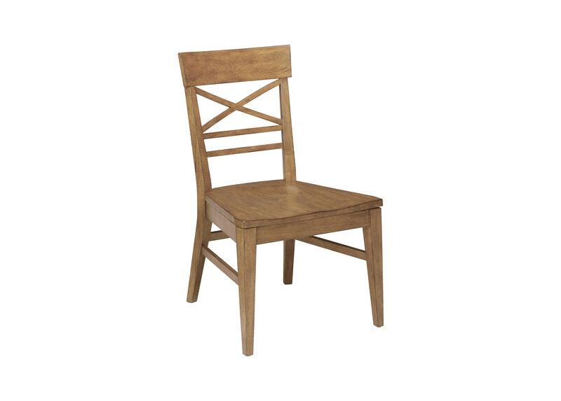 Blake Wood-Seat Side Chair