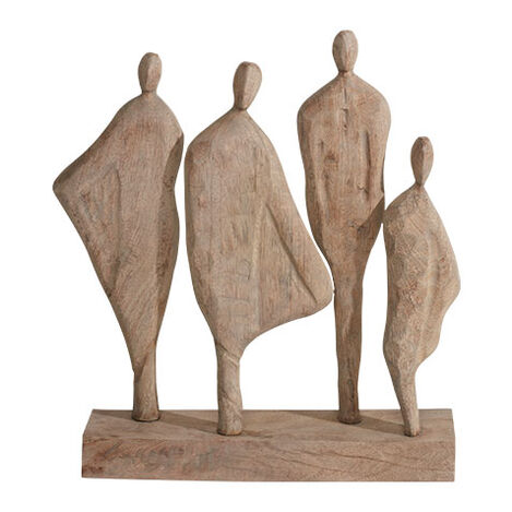 Famille Wood Statue Product Tile Image 432402