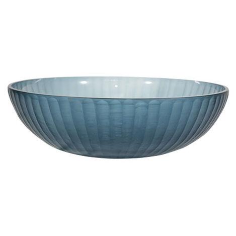Afina Blue Glass Bowl Product Tile Image 432068