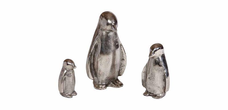Emperor Penguins, set of 3