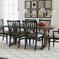 Attractive Sayer Extension Dining Table