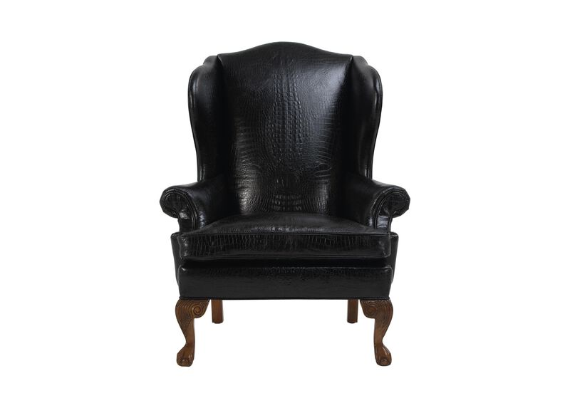 Giles Leather Chair